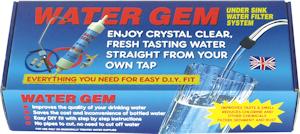 Water Gem Under-sink Filter System