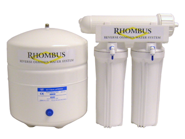 Rhombus Reverse Osmosis System